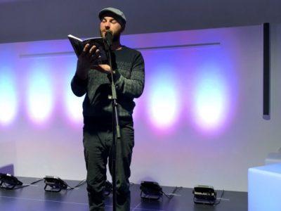 Poetry Slam Show