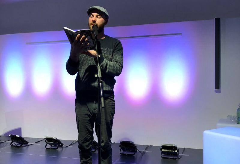 ABGESAGT: Poetry Slam Show