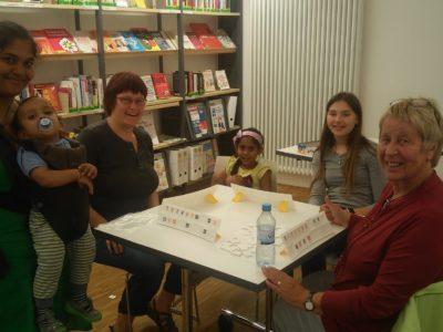 Spieleabend in der Stadtbibliothek