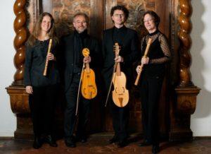"""ABGESAGT: Kammerkonzert """"Erstaunt"""" mit dem Ensemble Il Cigno"""