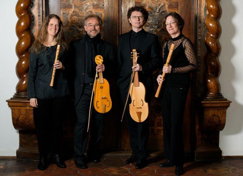 """Kammerkonzert """"Erstaunt"""" mit dem Ensemble Il Cigno"""